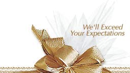 We'll Exceed Your Expectations
